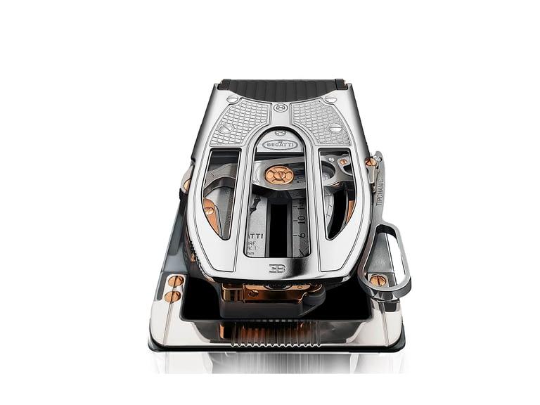 The R22 Mark I Bugatti mechanical belt buckle