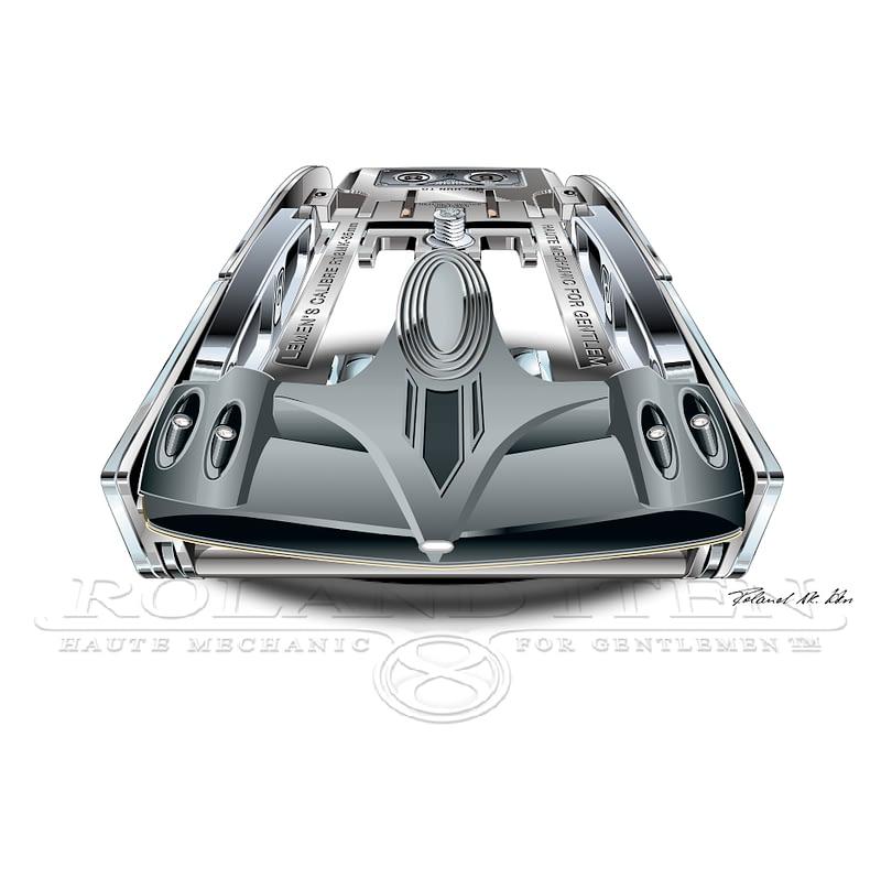 R18 Superdriver, Pagani Emotion