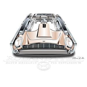 R18 Superdriver, DB5 Emotion variant