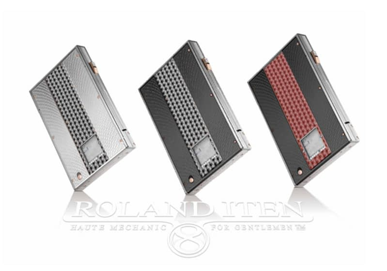 "The RCD82 Mark II Player card dispenser ""trio"""