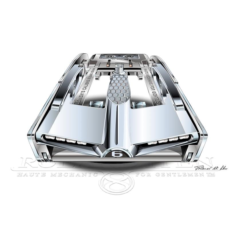 R18 Superdriver, Bugatti Emotion